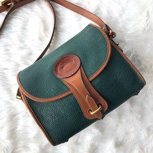 Dooney & Bourke   Vtg Medium Essex Shoulder Bag
